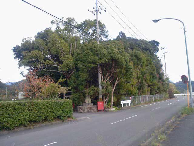 岩田村:現・和歌山県西牟婁郡上...